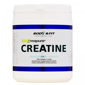 creapure creatine als fitness supplement
