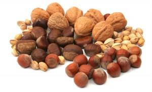 voeding voor spieropbouw noten